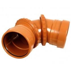 Adjustable Bend 110mm 0-90°