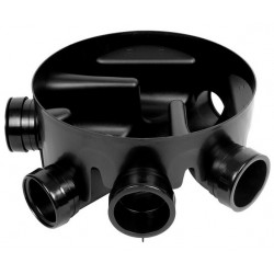 Large Inspection Chamber 110mm 5 Inlets